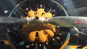 Plane in AF Museum