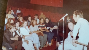 Nimoy with students 1970s