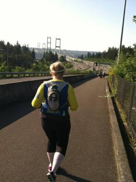 2015 Heading onto the Tacoma Narrows Bridge