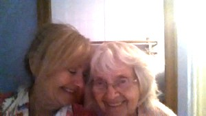 this one of me and mom