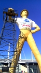 The Golden Driller Tulsa OK