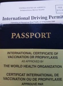 passport etc