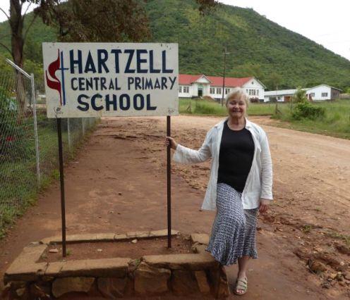 Hartzell and Cathy